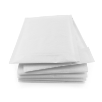 White Padded DVD Size Bubble Envelopes 170mm x 215mm